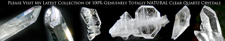 ISIS Quartz Crystals for Sale - Healing Quartz crystals - Clear Quartz Isis crystals, Smoky Isis, Citrine Isis..