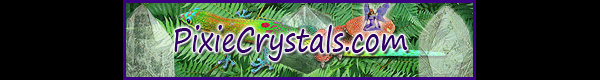 Pixie Crystals - Natural Healing Crytsals and articles on all aspects of the Mineral Kingdom