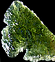 Moldavite Tecktite Natural Crystals - buy Moldavite at Pixie Crystals shop  :)