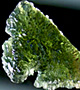 Moldavite, Rare Crystals  - Natural Crystals and Mineral Specimens