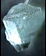 High lustre Aquamarine crystal