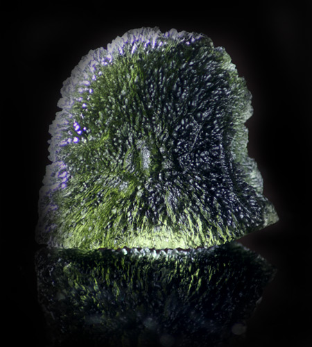 Very Large AAA Moldavite